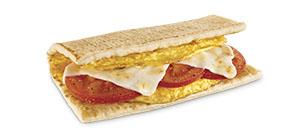 Sendvič s vejcem a sýrem