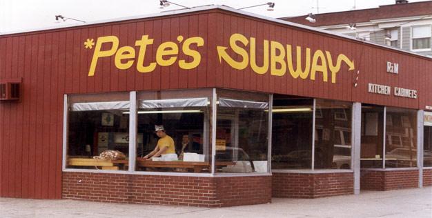 Pete's SUBWAY®
