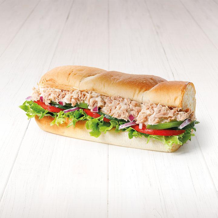 Tuňákový sendvič