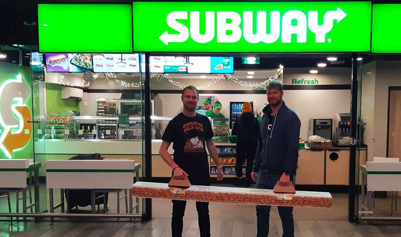Subway Hlavní nádraží